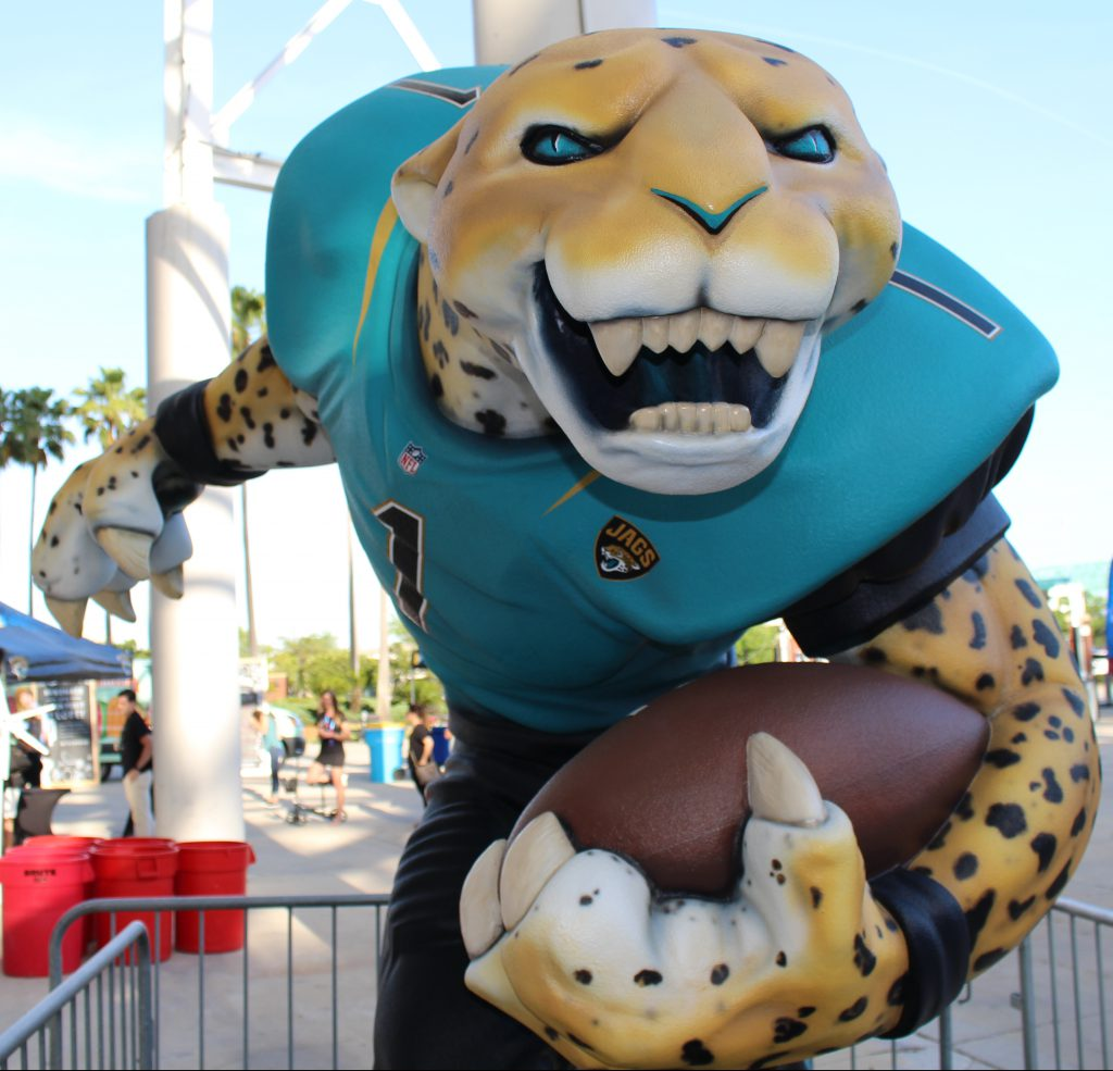 It Felt Like the Jaguars took the ball that was dropped, being One Spark, and were going to keep it all to their selv